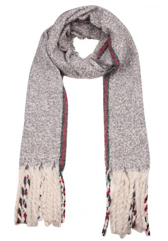 leslii Schal mit modischen Fransen kaufen