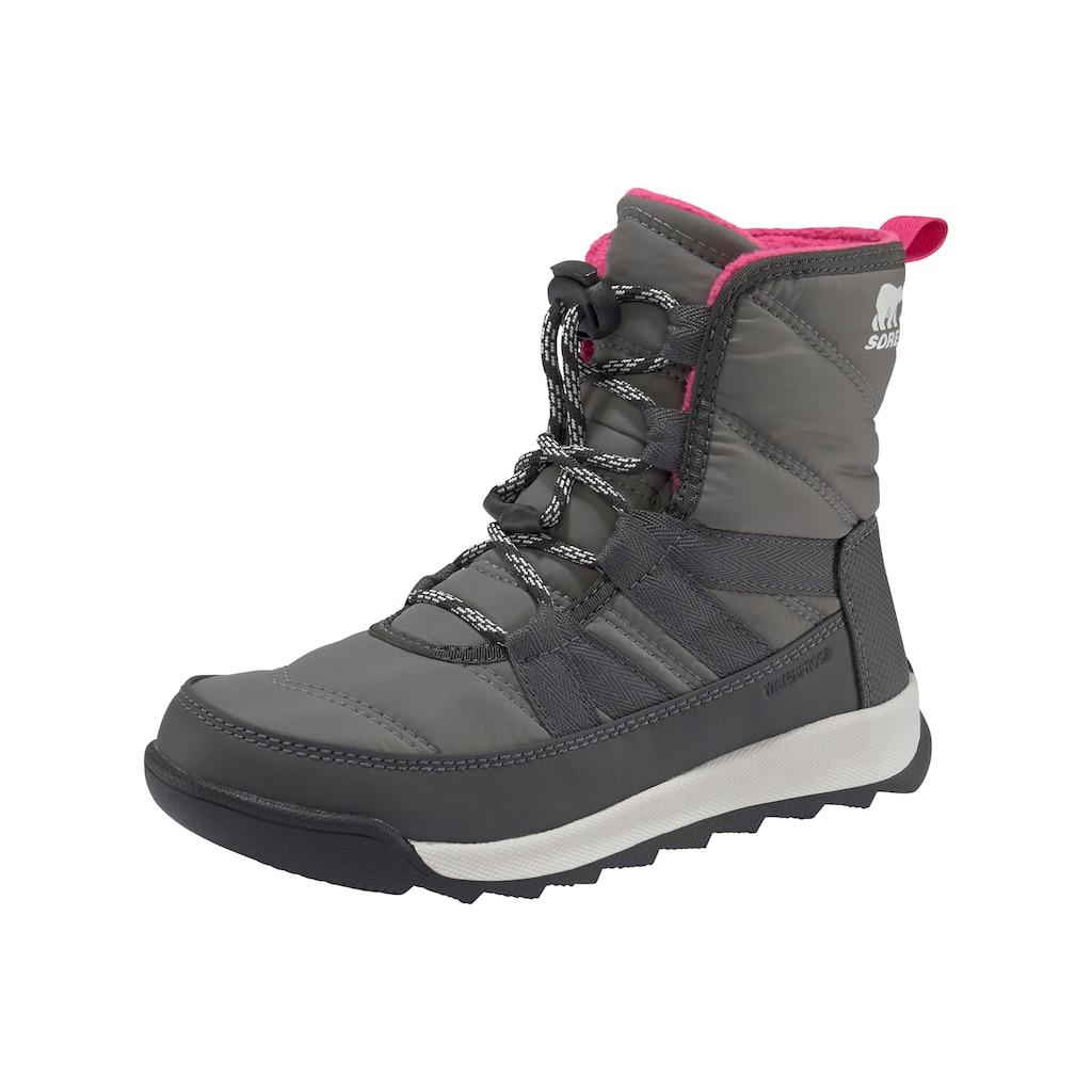 Sorel Winterboots »YOUTH WHITNEY™ II SHORT LACE«