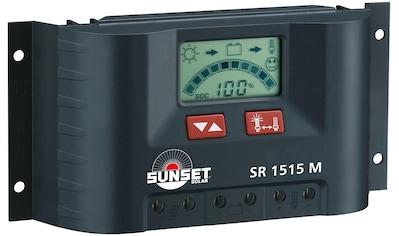 Sunset Solarladegerät »SR 1515M«, 15000 mA, (1 St.), 15A kaufen