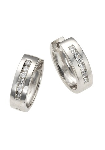 CELESTA Creolen »925/ -  Sterling Silber Zirkonia« kaufen