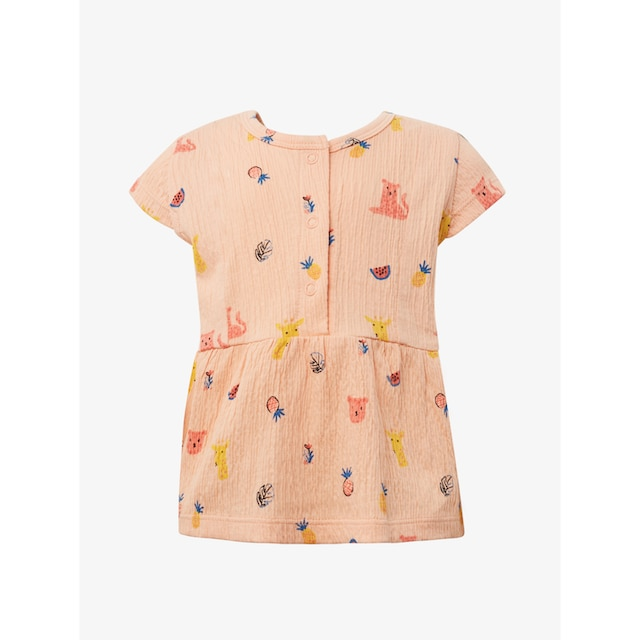 TOM TAILOR T-Shirt »Bluse mit Tier-Print«
