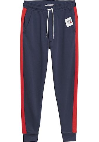 Tommy Jeans Sweathose »TJM MIX MEDIA BASKETBALL PANT« kaufen