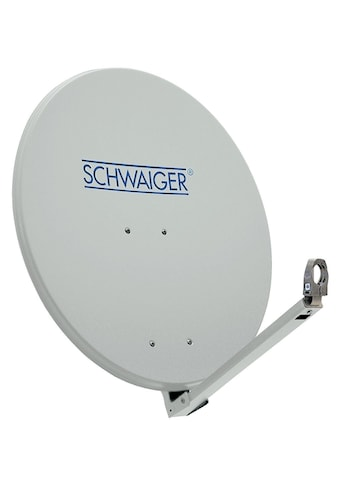 SCHWAIGER Sat - Spiegel, Aluminium Offset Antenne (74,5cm) »SPI710 - Serie« kaufen