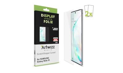 Artwizz Displayschutz für Samsung Galaxy Note 10 (2er Pack) »ScratchStopper Curved« kaufen