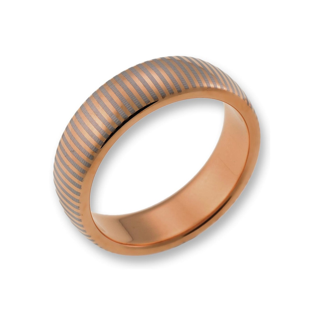 CORE by Schumann Design Trauring »TW003.22/19107128, 19107129«, wahlweise mit oder ohne Zirkonia, Made in Germany