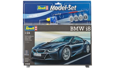 Revell® Modellbausatz »Model Set BMW i8«, 1:24, Made in Europe kaufen
