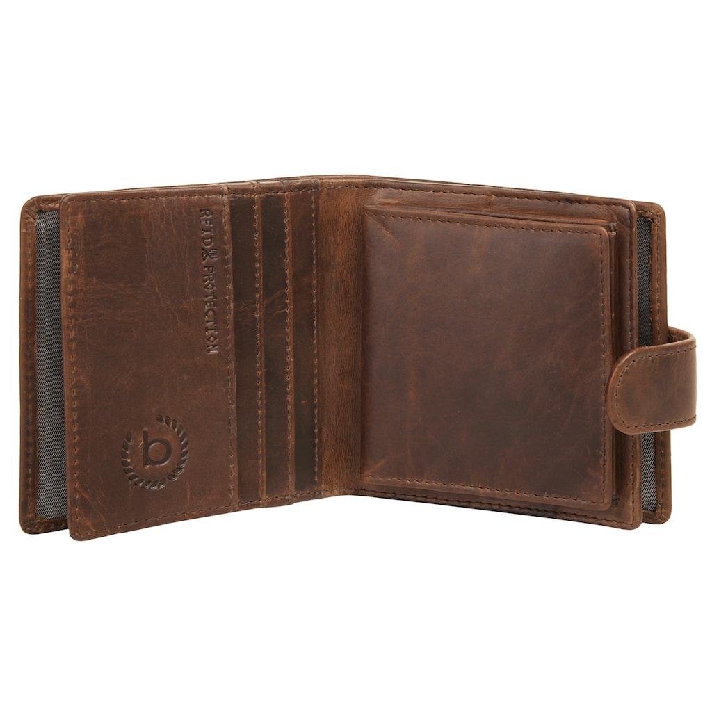 bugatti Geldbörse »ROMANO«, 2fach klappbar