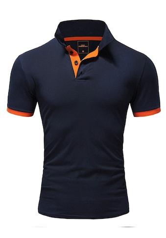 behype Poloshirt »BASE« kaufen