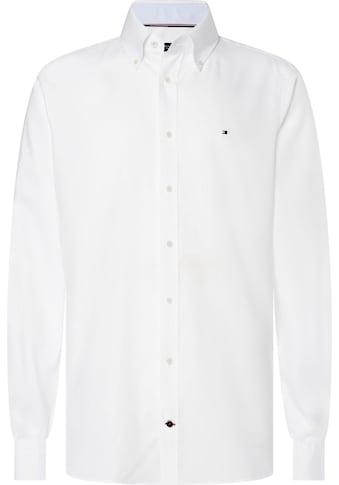 Tommy Hilfiger TAILORED Businesshemd »OXFORD BUTTON DOWN SLIM SHIRT« kaufen