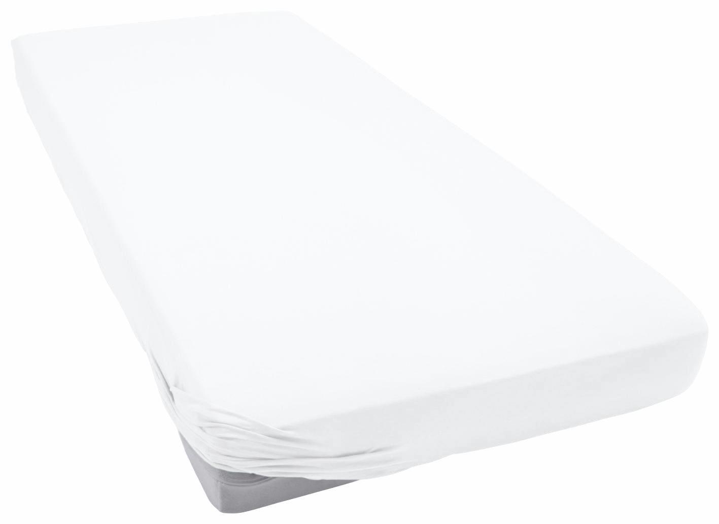 Spannbettlaken »Teddy Flausch«, Primera | Bekleidung > Bademode > Bademäntel | Weiß | Flausch - Biber - Baumwolle - Polyester | PRIMERA FIRST SLEEPWARE