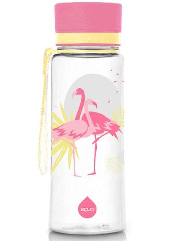 equa Trinkflasche »Kids Flamingo«, Tritankunststoff, Inhalt 600 ml kaufen