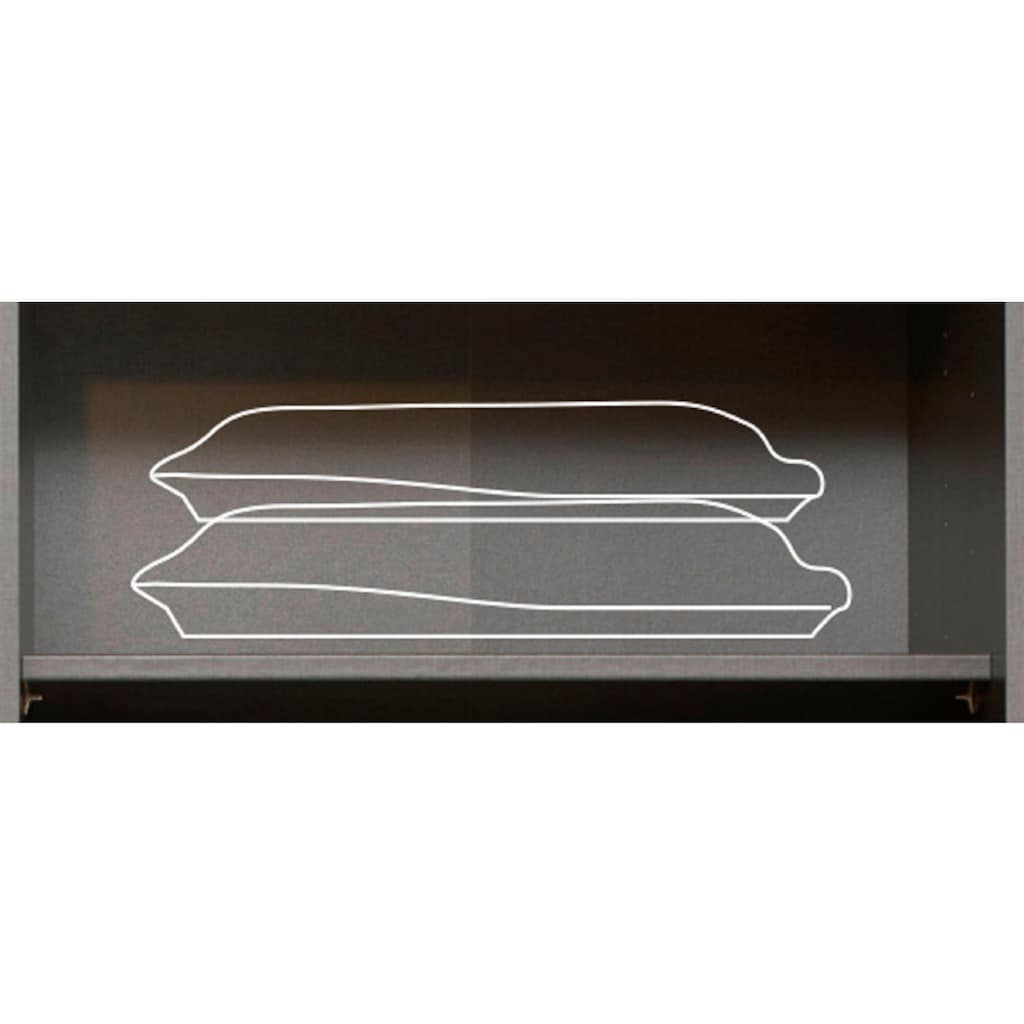 nolte® Möbel Schwebetürenschrank »PRESTO«, Kurze Lieferzeit, wahlweise inkl. Zubehör-Paket