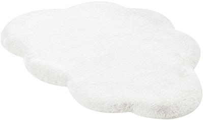 Kinderteppich, »Wolke«, Lüttenhütt, wolkenförmig, Höhe 36 mm, handgetuftet kaufen