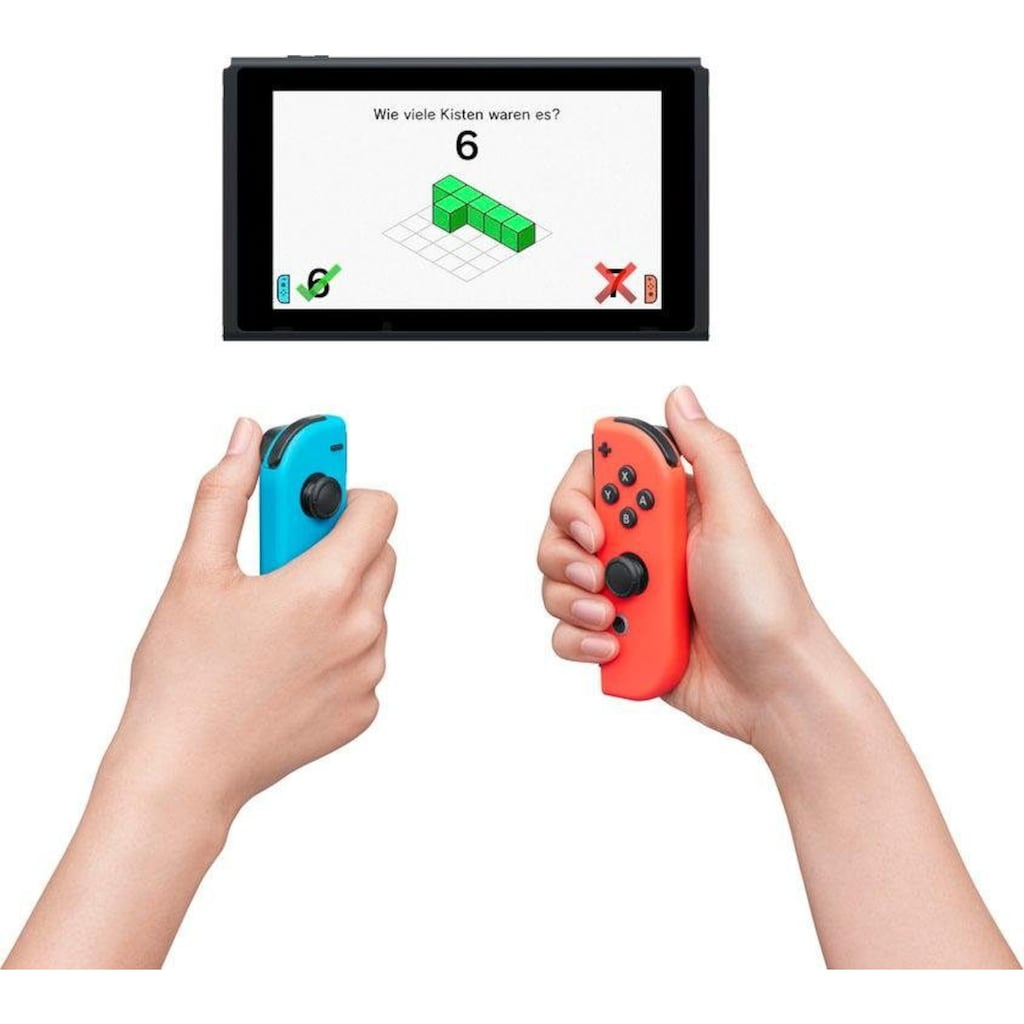 Nintendo Switch Spiel »Dr. Kawashimas Gehirn-Jogging«, Nintendo Switch