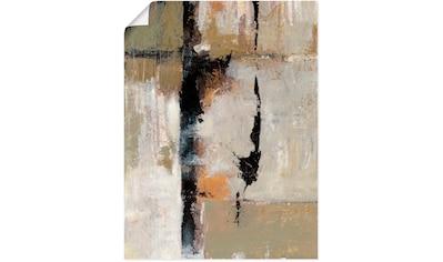 Artland Wandbild »Gebärde II« kaufen