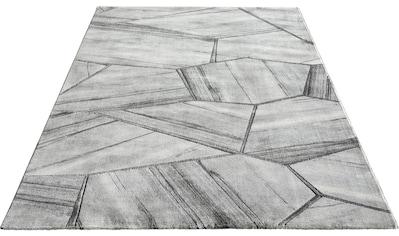 Guido Maria Kretschmer Home&Living Teppich »Waben«, rechteckig, 12 mm Höhe, weiche Haptik kaufen