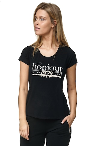 Decay T-Shirt, mit schickem Schriftzug kaufen
