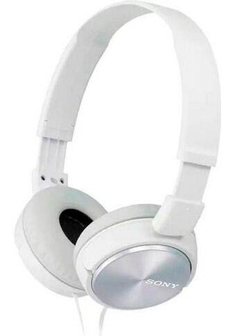 Sony Over-Ear-Kopfhörer »MDR-ZX310AP« kaufen