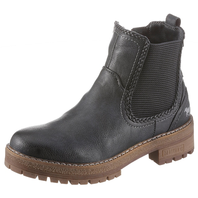 Mustang Shoes Chelseaboots