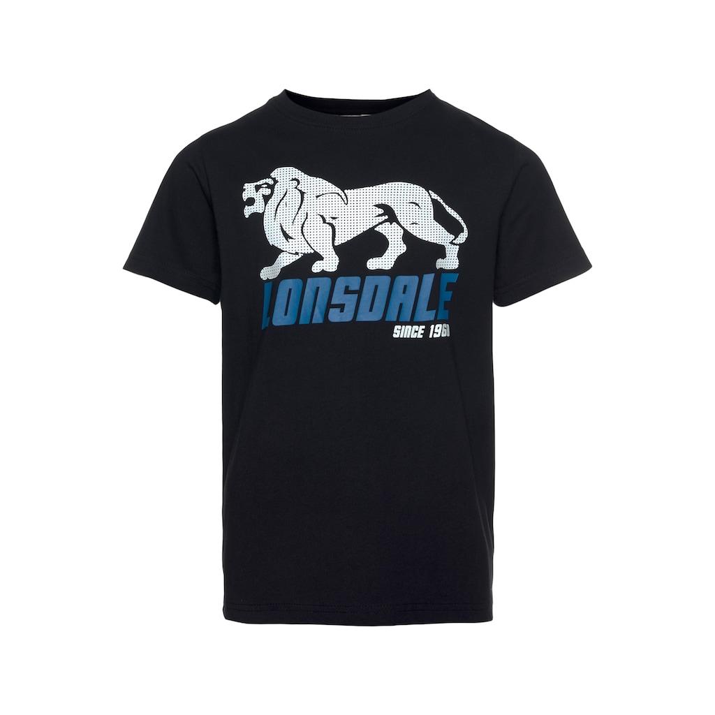 Lonsdale T-Shirt »HOLMROOK«