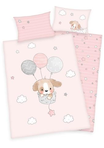 Babybettwäsche »Sweet Puppy«, Baby Best kaufen