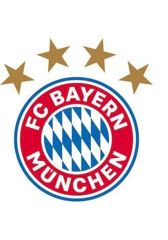 Wall-Art Wandtattoo »Fußball FC Bayern München Logo« kaufen