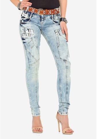 Cipo & Baxx Bequeme Jeans »Quiet« kaufen