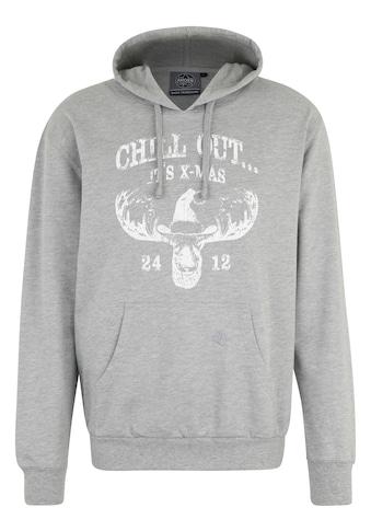 AHORN SPORTSWEAR Kapuzensweater mit lässiger Känguru-Tasche kaufen