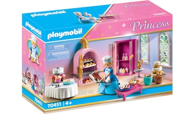 Playmobil® Konstruktions-Spielset »Schlosskonditorei (70451), Princess«, (133 St.), ; Made in Germany kaufen