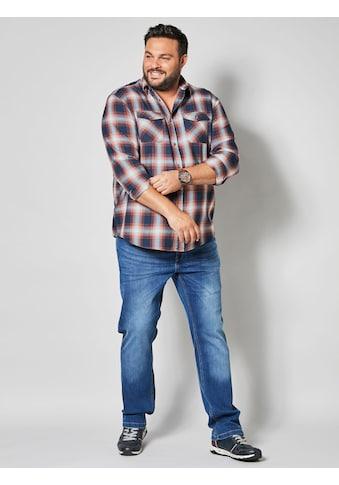 Men Plus by Happy Size Hemd aus reiner Baumwolle kaufen
