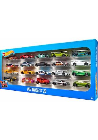"""Hot Wheels Spielzeug - Auto """"Hot Wheels® 20er Geschenkset"""" kaufen"""