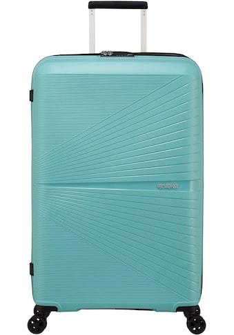 American Tourister® Hartschalen-Trolley »Airconic, 77 cm, purist blue«, 4 Rollen kaufen