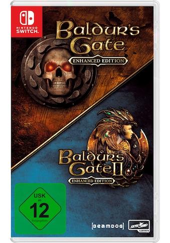 Baldur's Gate + Baldur's Gate II (Enhanced Edition) Nintendo Switch kaufen