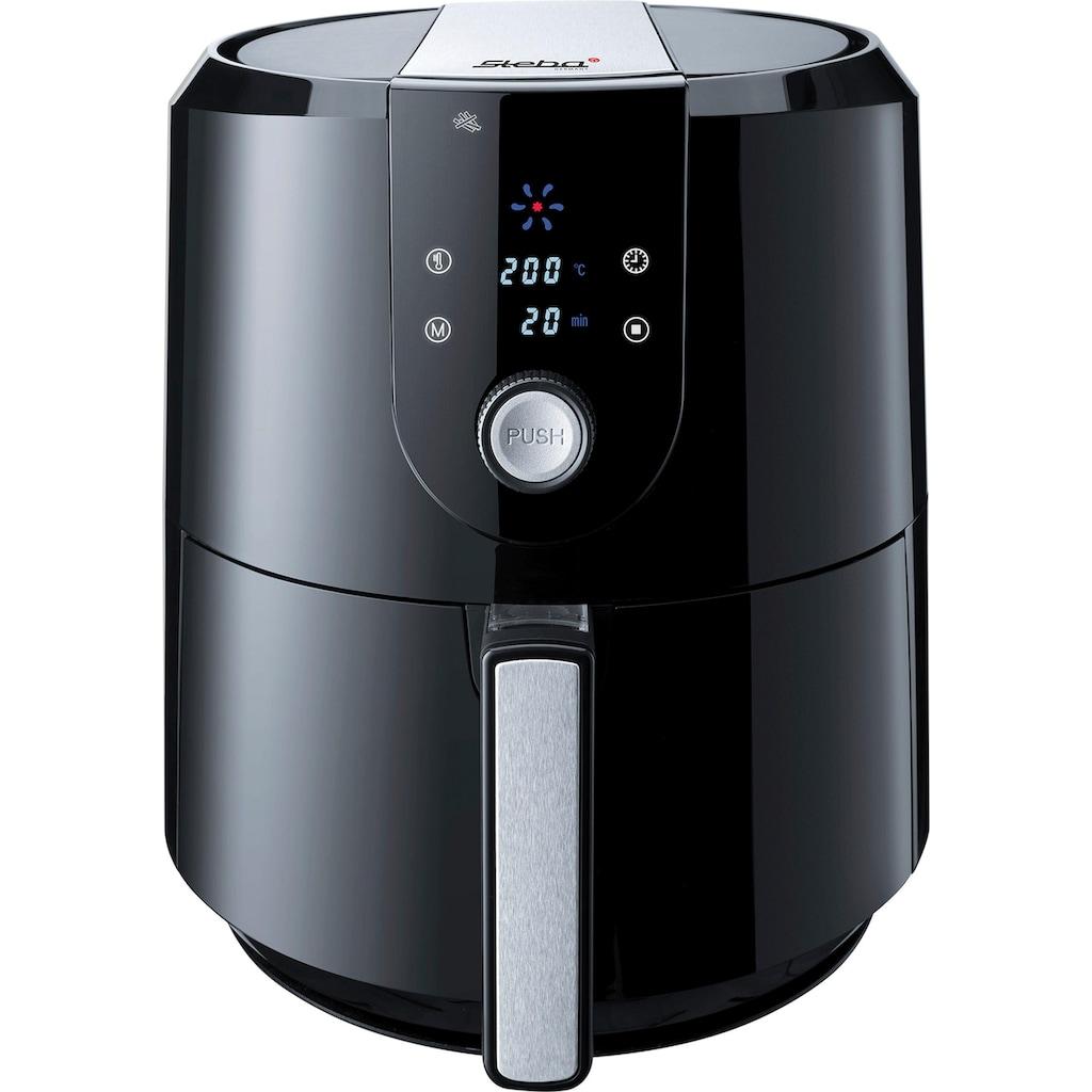 Steba Heissluftfritteuse »HF 5000 XL«, 1800 W, Fassungsvermögen 5,2 l, Fassungsvermögen 1,5 kg