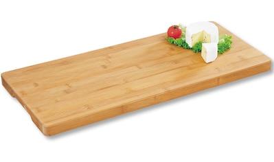 KESPER for kitchen & home Servierplatte, mit 2 Griffmulden kaufen