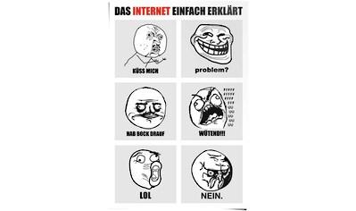 Reinders! Poster »Memes«, (1 St.) kaufen