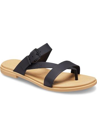 Crocs Zehentrenner »Tulum Toe Post Sandal« kaufen
