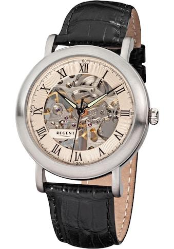 Regent Mechanische Uhr »3523, F757« kaufen