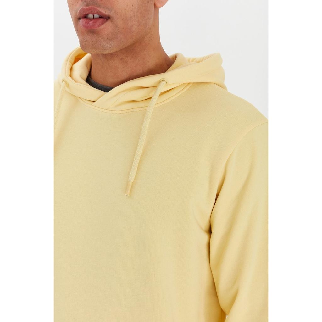 Indicode Hoodie »Kenal«, Kapuzensweatshirt mit Kordelzügen