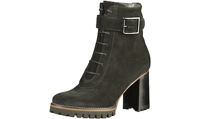 Peter Kaiser High-Heel-Stiefelette »Veloursleder« kaufen