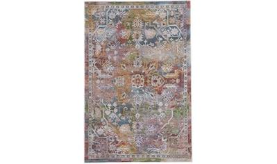carpetfine Teppich »Vintage Amara«, rechteckig, 8 mm Höhe, Orient Vintage Look kaufen