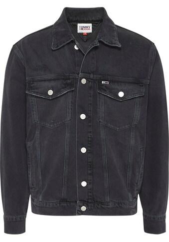 Tommy Jeans Jeansjacke »OVERSIZE TRUCKER JACKET« kaufen