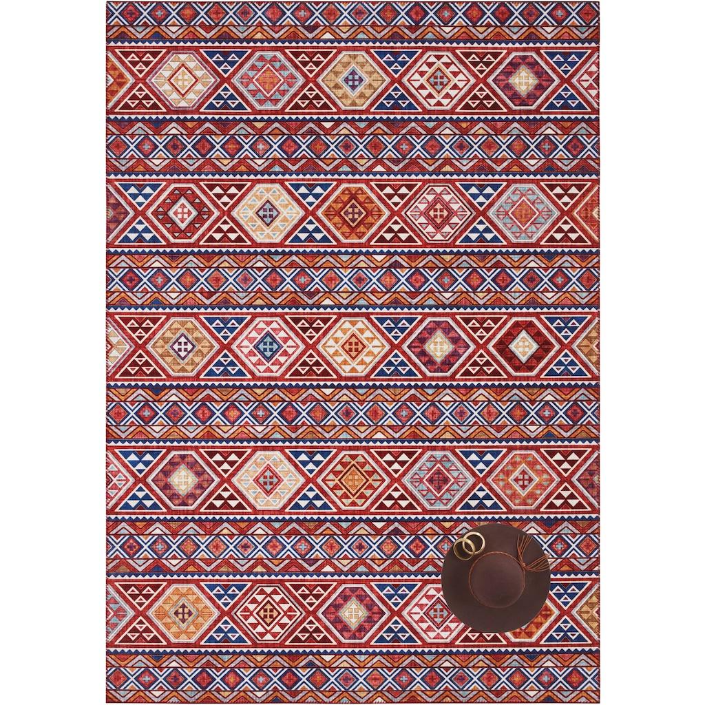 ELLE Decor Teppich »Anatolian«, rechteckig, 5 mm Höhe, Orient-Optik, Wohnzimmer