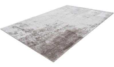 Obsession Hochflor-Teppich »Glossy 795«, rechteckig, 25 mm Höhe, Sehr weicher Flor, Wohnzimmer kaufen