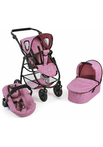 "CHIC2000 Kombi - Puppenwagen ""Emotion All In 3in1, Pink"" kaufen"