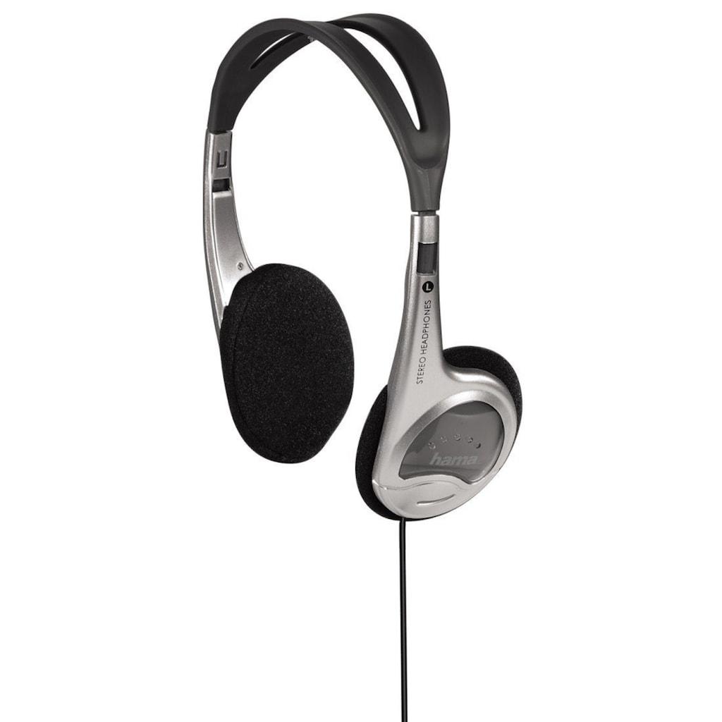 "Hama On-Ear-Stereo-Kopfhörer ""HK-229"""