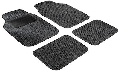 Walser Auto-Fußmatten »Rippe«, Kombi/PKW, (Set, 4 St.) kaufen