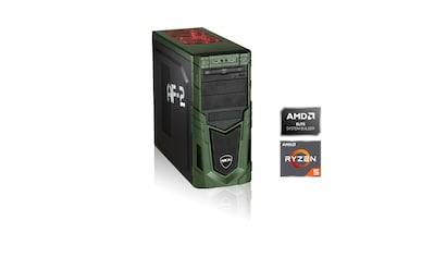 Hyrican »Gaming PC 6355« Gaming - PC (AMD, Ryzen 5, GTX 1650) kaufen