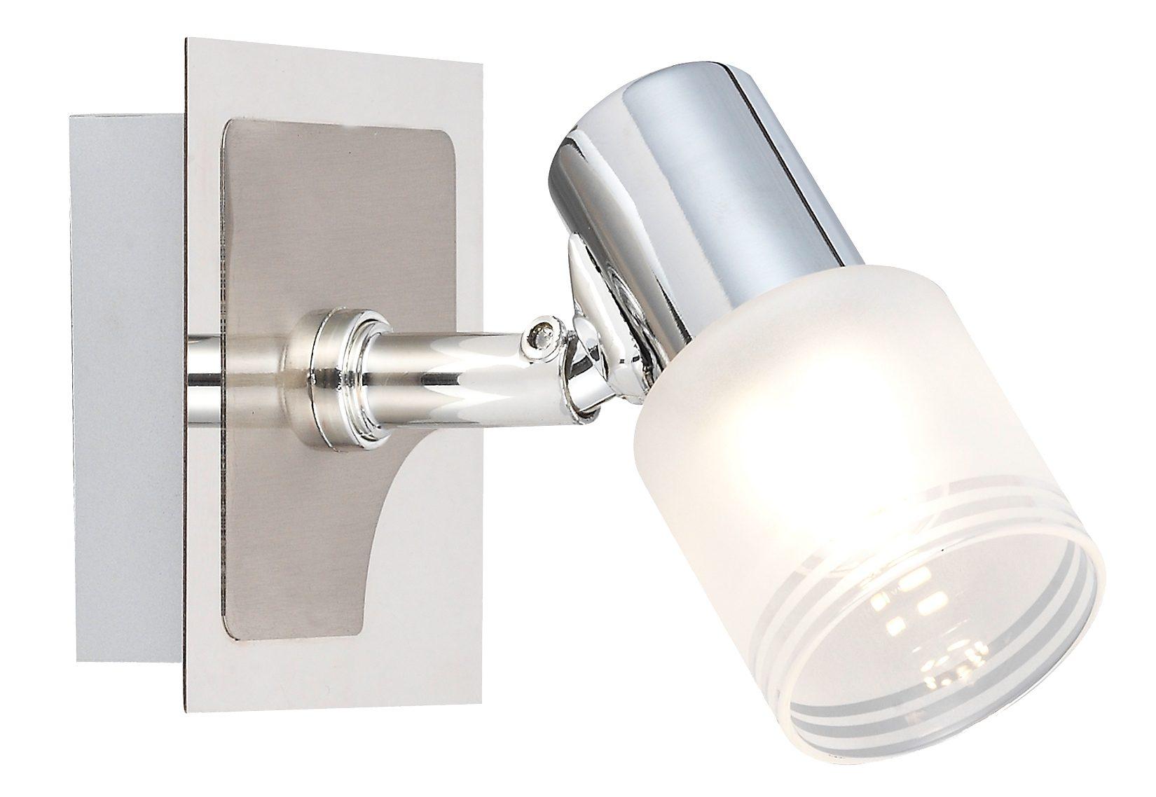 Brilliant Leuchten LED Wandleuchte LEA, E14