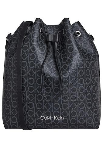 Calvin Klein Beuteltasche »CK MONO DRAWSTRING MD« kaufen